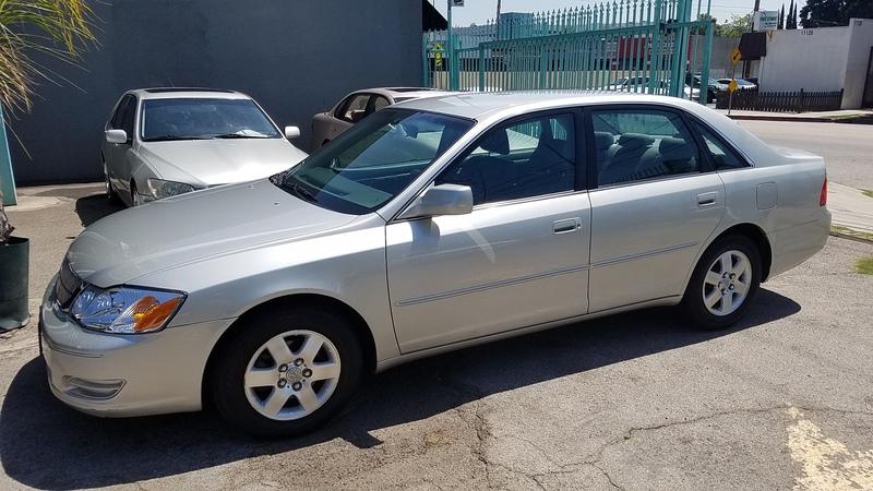 USED CARS Toyota Avalon XL - 2001 avalon