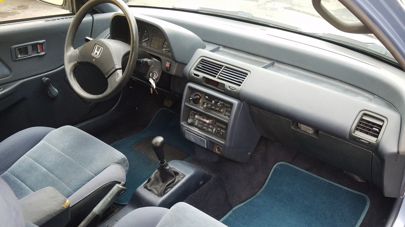 USED CARS - 1990 Honda Civic DX